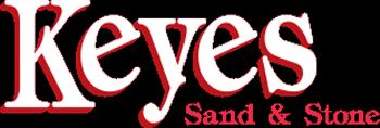 Keyes Sand & Stone Logo